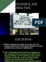 JOB DESIGN & JOB ANALYSIS.ppt