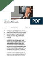 Rybolovlev Après Sa Mue Novaya Gazeta 5 Oct 2016