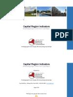 Capital District Regional Indicators, 2016