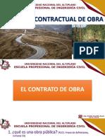Ejecucion Contractual de La Obra