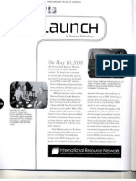 IRN Launch 2008