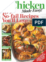 Woman's Weekly Classics Series - Chicken Made Easy 2016