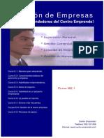 Curso Para Emprendedores I - Creación de Empresa