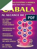 Anonimo - La Doctrina Esoterica Hebrea Explicada Paso A Paso, Cabala Al Alcance de Todos.pdf