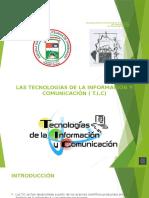 LAS TICS Y LA WEB 2.0