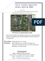 Lincoln Park Community Meeting June 16