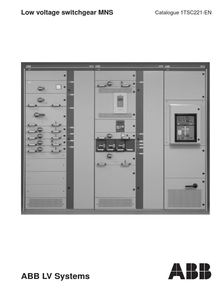 Abb Katalogedit Switch Fuse Electrical Hb3 Generator Circuitbreaker Switchgear