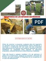 1.0importancia de Los Estudios Geotecnicos (1)