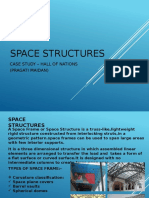 Space Structures Tos