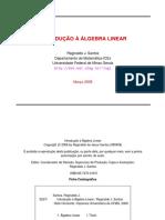 Algebra Linear ex