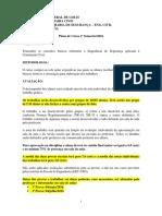 Plano Curso Enga Seguranca- CIVIL - 1-¦ sem 2016
