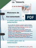 Amoris Laetitia Misioneros