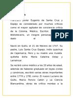 Biografia d Espejo