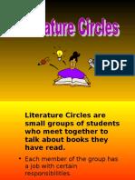 literaturecircles powerpoint for 3rd grade  2