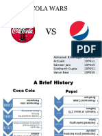 Group 9 CaseStudy Cola Wars