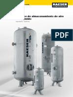 Tanque Pulmon Aire Comprimido Kaeser