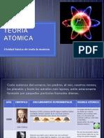 Quimica - Teorias Atomicas (Presentacion)