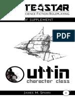 White Star - Uttin Character Class