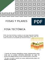 Fosas y Pilares