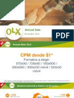 Annual Sale OLX