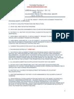 SPECIAL MOS ALIGNMENT PROMOTION PROGRAM  (Milper Message 09-113)