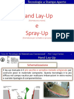 6-Formatura a Mano e Spray Up