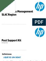 SLAC DOA Returns Process