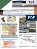 Mineralización Supérgena Del Pórfido de Cu, Au, Mo