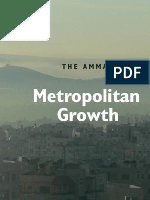 Amman Plan-main pdf | E Government | Sustainability