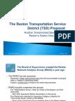 The Reston Transportation Service District (TSD)--FINAL.pptx