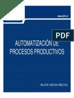 Unidad n° 1 Procesos Productivos automatización