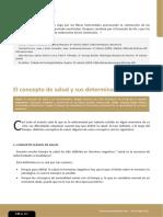 1.2. Concepto de Salud y Sus Determinantes