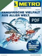 Metro Deutschland Frischfisch Spezial