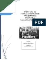 Populism o