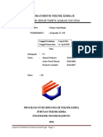 Laporan Pompa Sentrifugal 08 04 2016