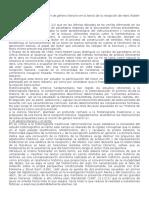 El Genero Literario en La Teoria de La Recepcion PP (1)