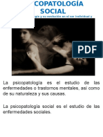 PSICOPATOLOGÍA SOCIAL Clase 1.pptx