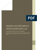 Manual de Descarga Qgisv2