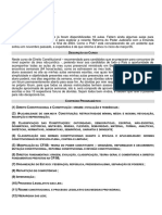 Demonstração - Direito Constitucional - Vicente Paulo