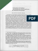 Krämer--Debatten Um Theorie Und Praxis Islamischer Bewegungen--ZDMG1991