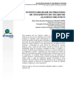 sustentabilidade algodao organico