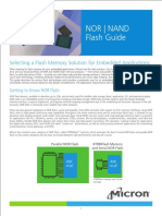 Flyer Nor Nand Flash Guide