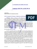 Stcw Et Stcwf