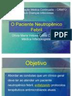 O Paciente Neutropenico Febril