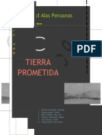 Analisis Urbano - Tierra Prometida