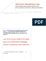 100 TOP DATA STRUCTURES and ALGORITHMS Multiple Choice Questions and Answers Data Structures and Algorithms Questions and Answers.pdf