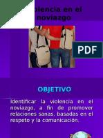 Violencia en El Noviazgo.2013