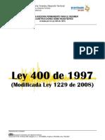 Ley 400 NSR-10