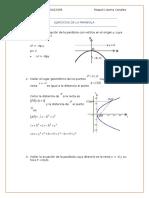 Ejercicios de Matemática Básica