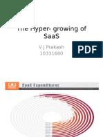 The Hyper- Growing of SaaS
